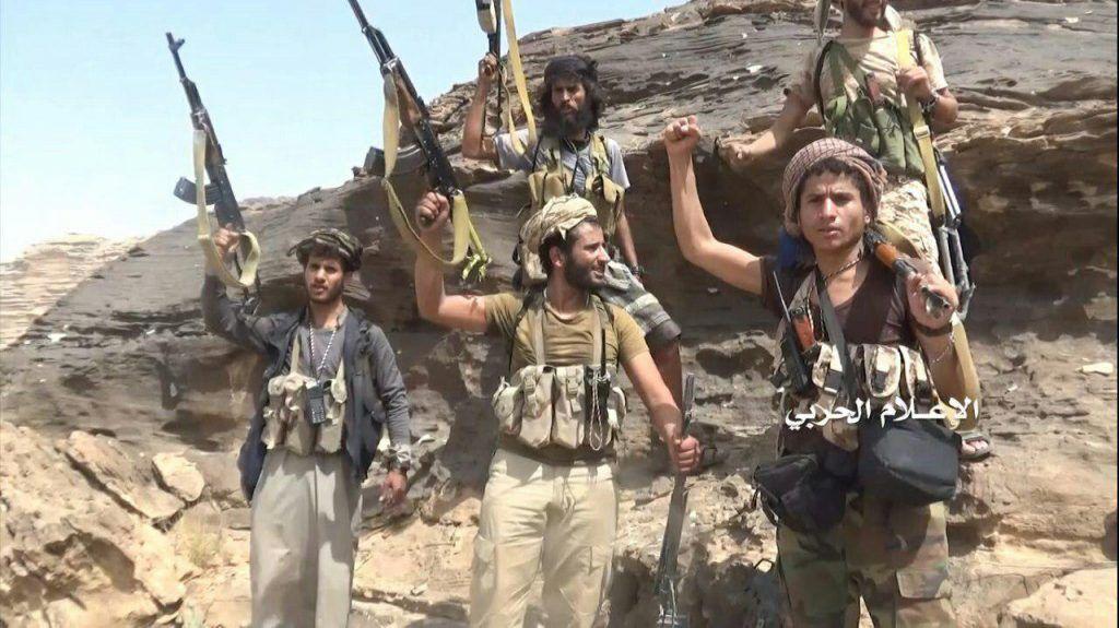 خبرنگاران انصارالله یمن کنترل مرکز استان راهبردی الجوف را در دست گرفت