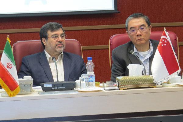 پسابرجام بهترین فرصت برای توسعه روابط ایران و سنگاپور است