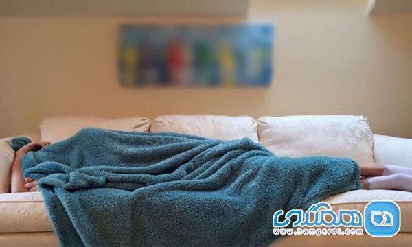 کم خوابی احتمال ابتلا به کرونا را افزایش می دهد
