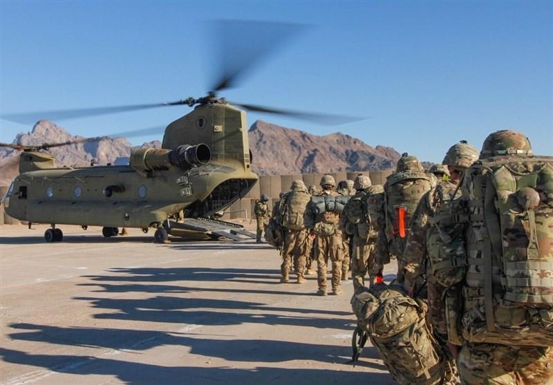 آغاز فرایند خروج نظامیان آمریکایی از افغانستان