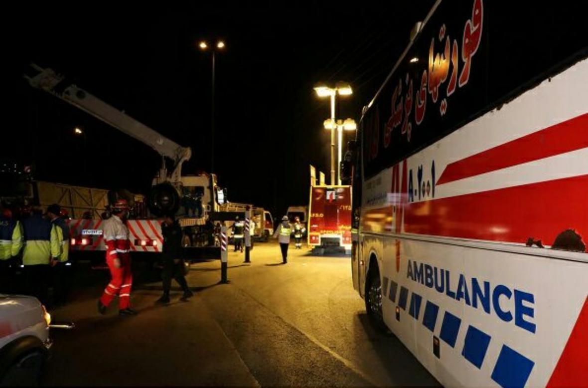 خبرنگاران واژگونی اتوبوس در سبزوار 30 مصدوم بر جای گذاشت