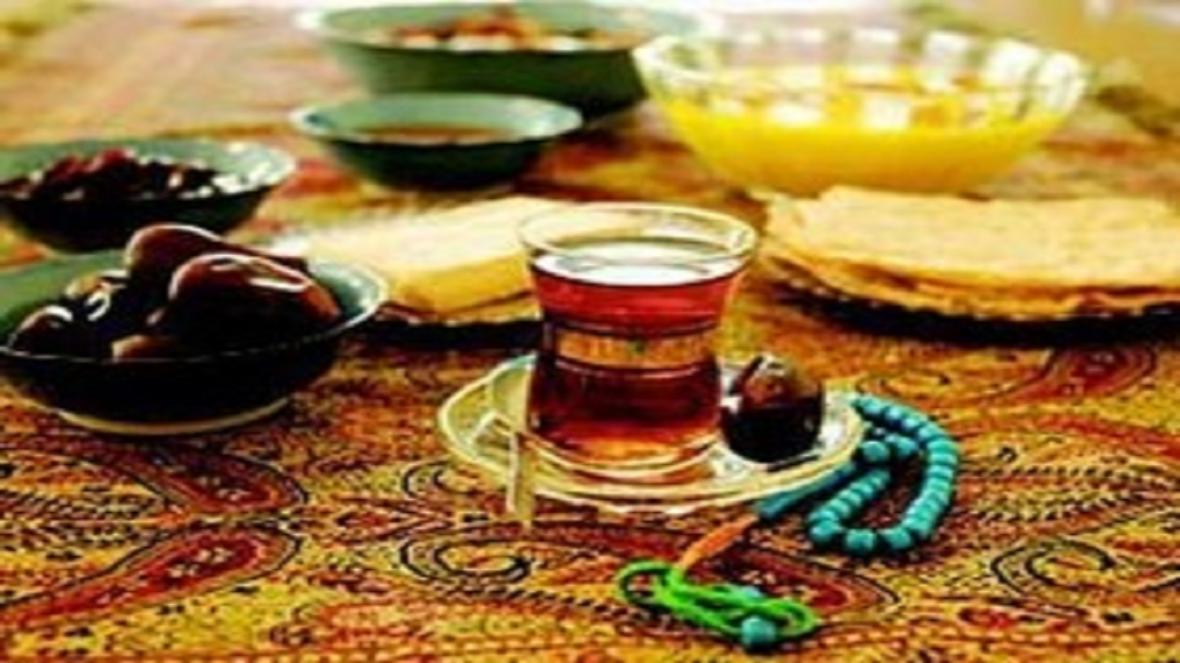 با تغذیه مناسب در ماه رمضان آسان روزه بگیرید