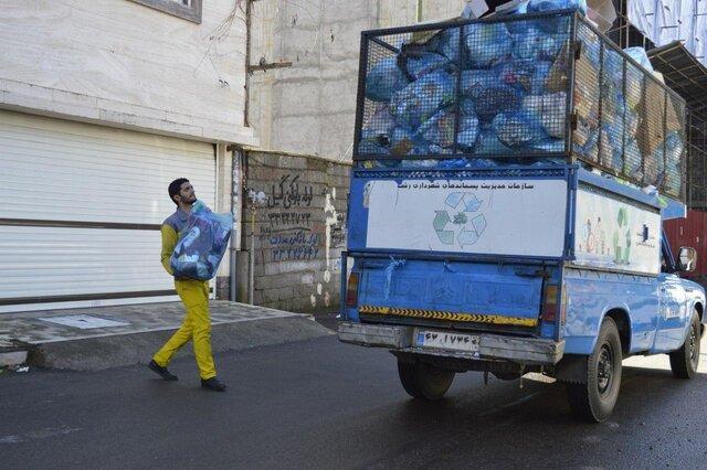 جمع آوری پسماند در مشهد هوشمند می گردد