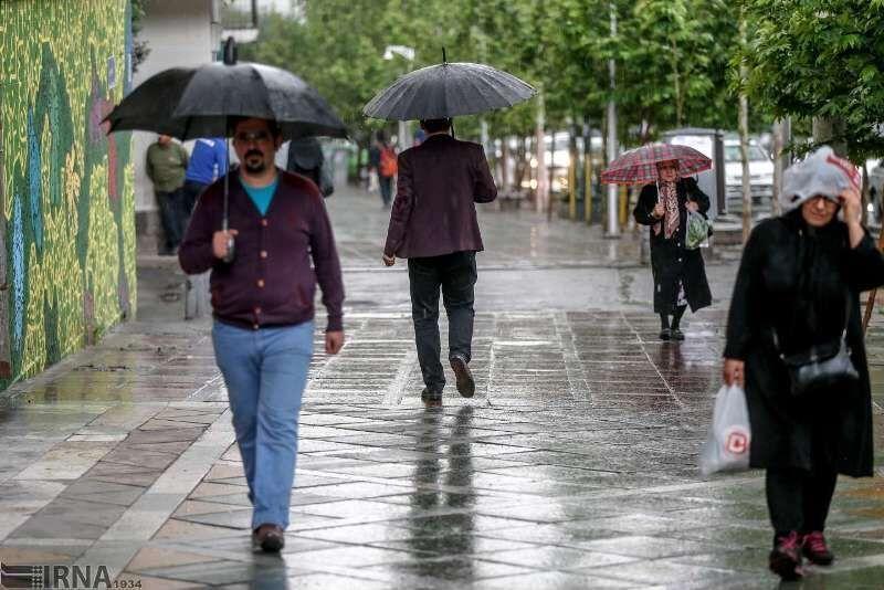 خبرنگاران افزایش 54 درصدی بارندگی در شیروان
