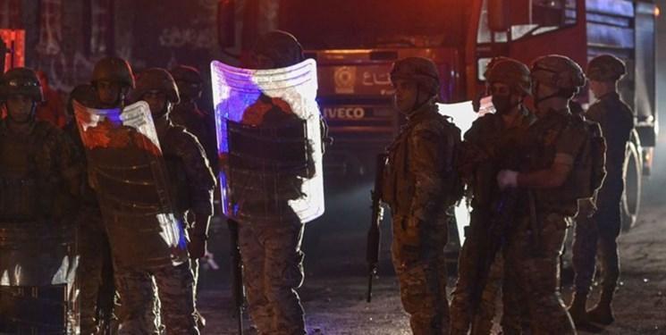 اعتراضات در لبنان در شب نشست قوای سیاسی با میشل عون