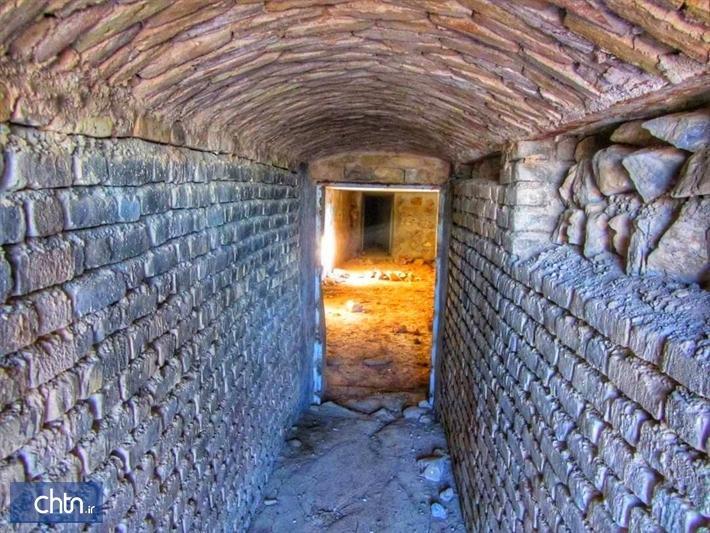 شناسایی یک اثر واجد ارزش های تاریخی در شهرستان بجنورد
