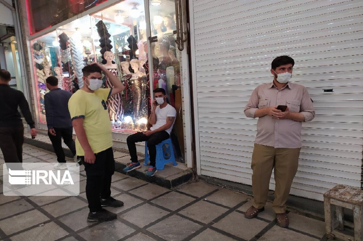خبرنگاران همه اصناف فارس موظف به زدن ماسک شدند