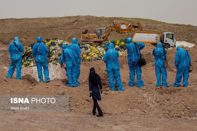 ماهانه 700 تن پسماند پزشکی در مشهد دفن می شود