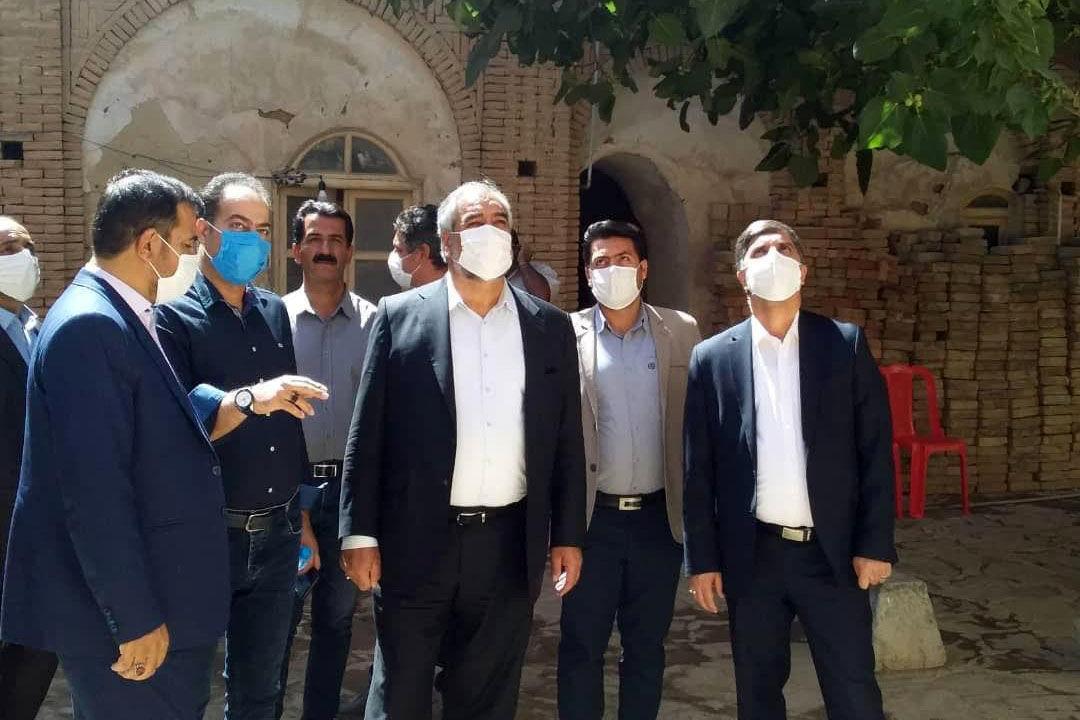 خبرنگاران استاندار کردستان: سریال سنجرخان با تمام توان حمایت می شود