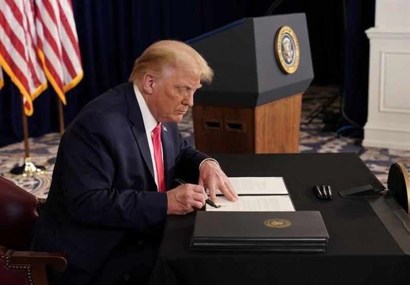 پامپئو: ترامپ در ماه مارس به بشار اسد نامه نوشته است