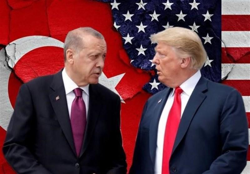 گفت وگوی تلفنی اردوغان و ترامپ
