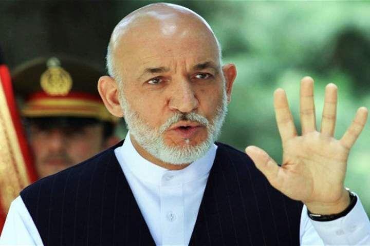 حامد کرزی عضویت شورای عالی مصالحه ملی افغانستان را رد کرد