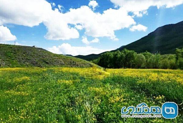 روستای دوزخدره؛ نگین گردشگری رشته کوه زاگرس