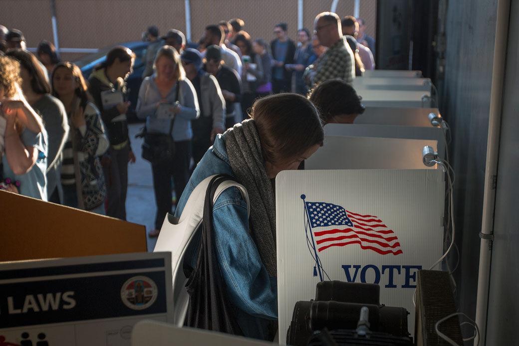 مقام های انتخاباتی فیلادلفیا تهدید به مرگ شدند