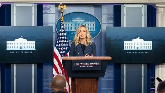 فاکس نیوز سخنرانی سخنگوی کاخ سفید را قطع کرد