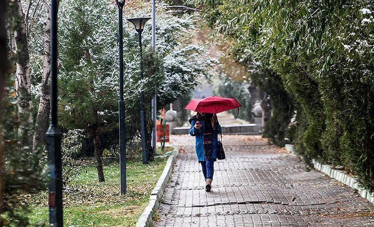 هواشناسی ایران 99، 8، 30؛ ورود سامانه بارشی جدید به کشور