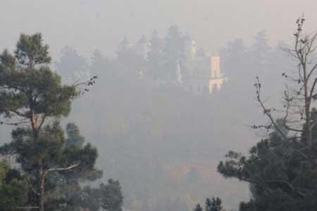 آلودگی هوا در تهران و کلانشهرها و توصیه به عدم حضور در فضای باز