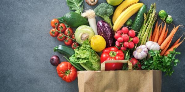 باید های غذایی برای افراد 45 سال به بالا