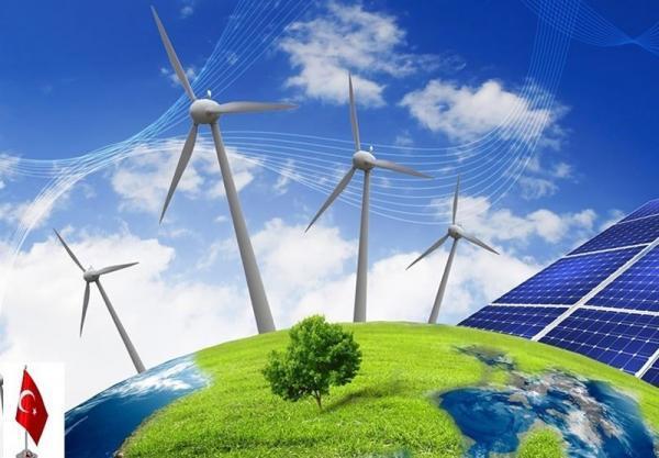 گزارش، خیز بلند ترکیه برای استفاده از انرژی های تجدیدپذیر نوظهور