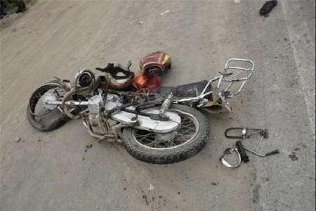 خبرنگاران تصادف در محور دهدشت - چرام یک کشته به جای گذاشت