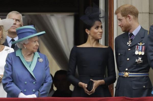 عروس ولیعهد انگلیس: خانواده سلطنتی نژادپرست و دروغگو هستند