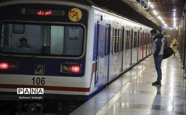 2502 دوچرخه سوار از مترو در سال گذشته استفاده کردند