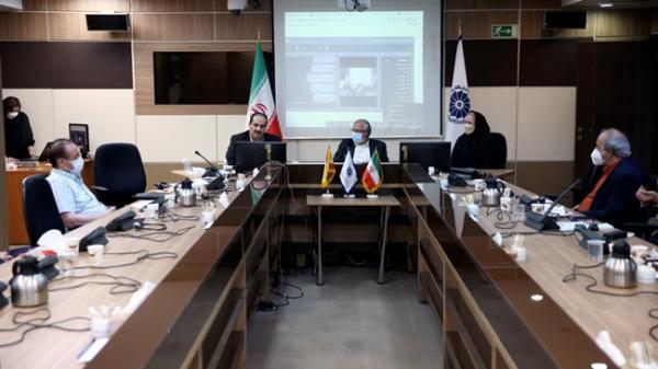 تحریم ، بانک های خصوصی اسپانیا را در رابطه با ایران محتاط نموده است