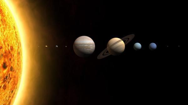 حقایقی ترسناک درباره منظومه شمسی که با خواندنش هوش از سرتان می رود ، از دایناسور های روی ماه تا مرگ خورشید