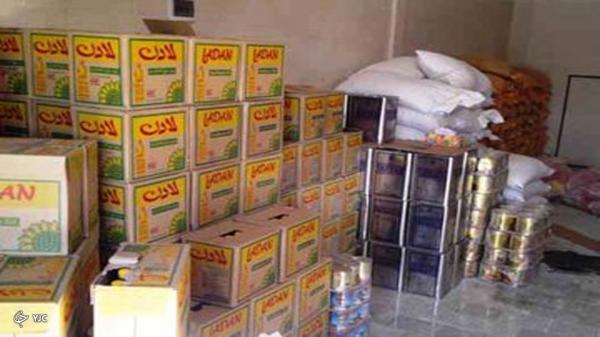 توزیع بیش از هزار و 400 تن کالای اساسی در مهاباد