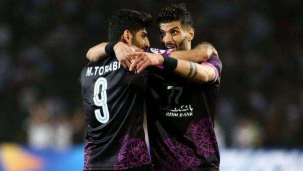 مهدی ترابی و سعید آقایی در تیم منتخب مرحله یک هشتم نهایی لیگ قهرمانان آسیا
